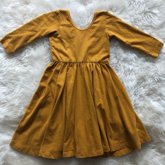 91bc855d1db Alice   Ames Other - Alice   Ames mustard spin dress